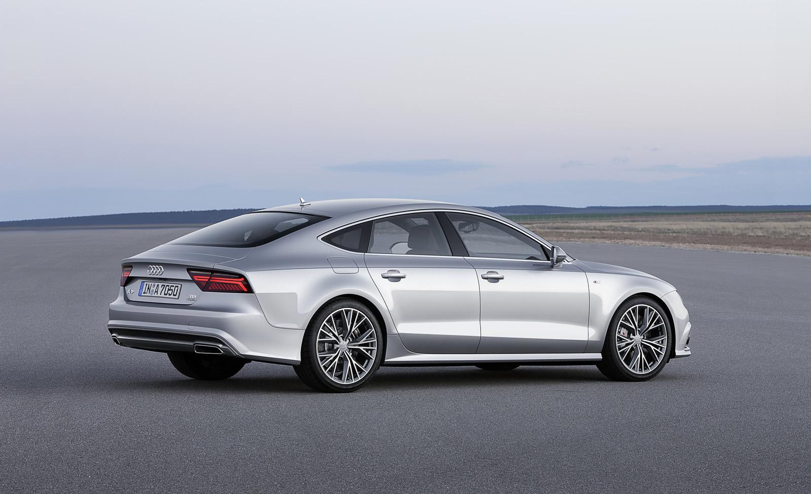 Audi A S Sportback Photos ModelPublishercom - 2 door audi a7
