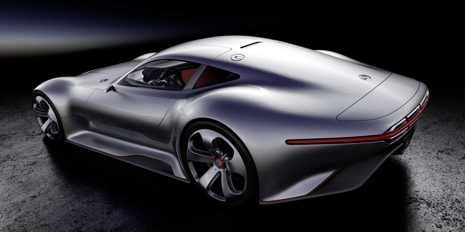 Video making of mercedes benz amg vision gt for Mercedes benz amg vision gt