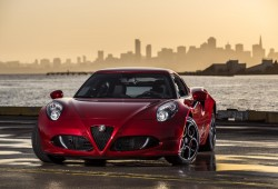2015 Alfa Romeo 4C – 166 Photos