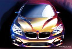 2015 BMW 2-Series Active Tourer – 73 Photos