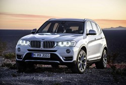 2015 BMW X3 – 28 Photos