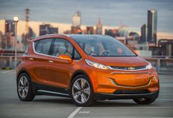 2015 Chevrolet Bolt EV – 18 Photos
