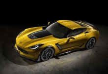 2015 Chevrolet Corvette Z06 Photos  (1)