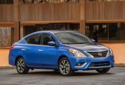 2015 Nissan Versa Sedan facelift – 10 Photos