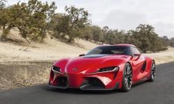 2015 Toyota FT-1 Concept – 24 Photos
