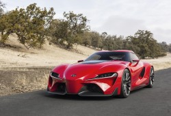 2015 Toyota FT-1 Concept – 24 Photos