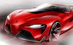 2015 Toyota FT-1 Concept Photos (5)