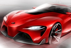 (Video) 2015 Toyota Supra FT1 Concept!