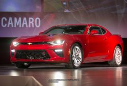 2016 Chevrolet Camaro Photos