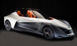 2016 Nissan BladeGlider Concept – 15 Photos
