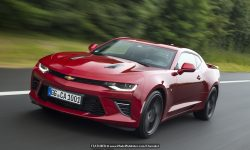 2017 Chevrolet Camaro – Europe version – 16 Photos
