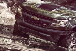 2017 Chevrolet Colorado ZR2 – 10 Photos