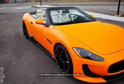 MASERATI GRANTURISMO SOVRANO CONVERTIBLE BY DMC – 6 Photos
