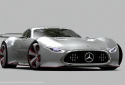 2015 Mercedes-Benz AMG Vision Gran Turismo – 35 Photos