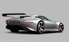 Mercedes-Benz AMG Vision Gran Turismo Photos (5)