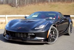 (Video) 2015 Chevrolet Corvette Z06 Review